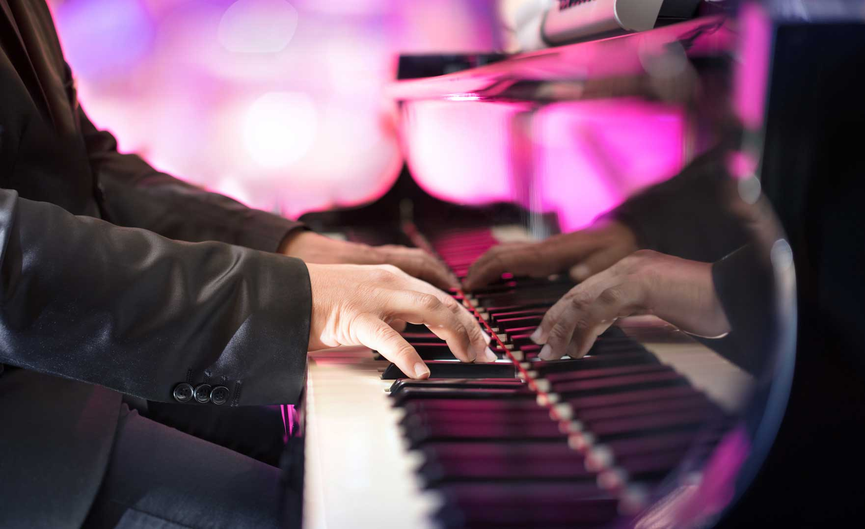 playing the piano an impact on Developing skills on the organ will give a pianist a new perspective on playing keyboard instruments therefore, it will indirectly influence their piano skills as well evola music can help you find the perfect piano or organ for you or your family.