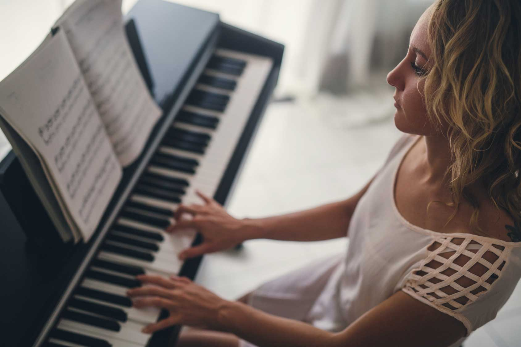 Free Piano Sheet Music For Beginners To Learn The One